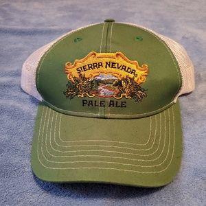 Sierra Nevada snap back hat